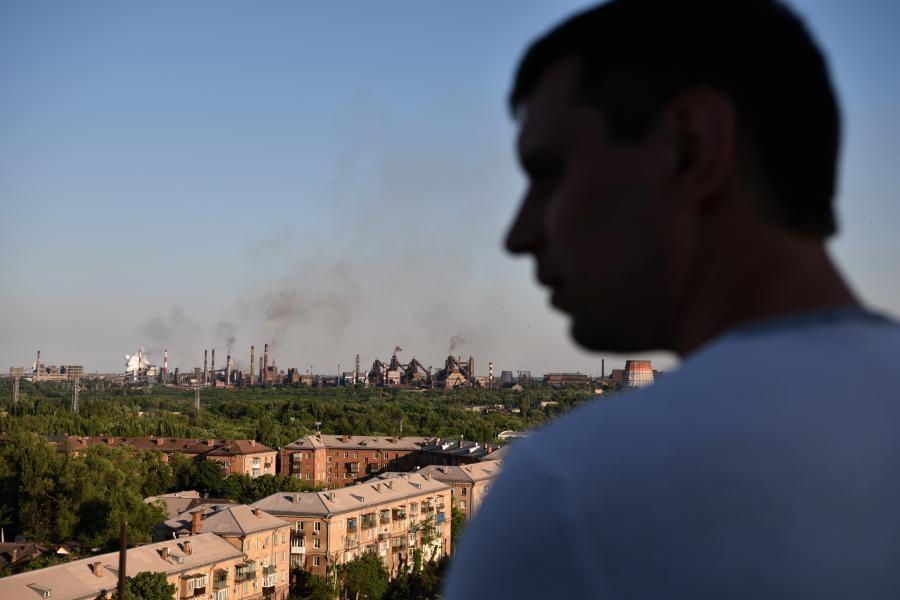 Scientific tour across Ukraine. Czech researchers help polluted regions
