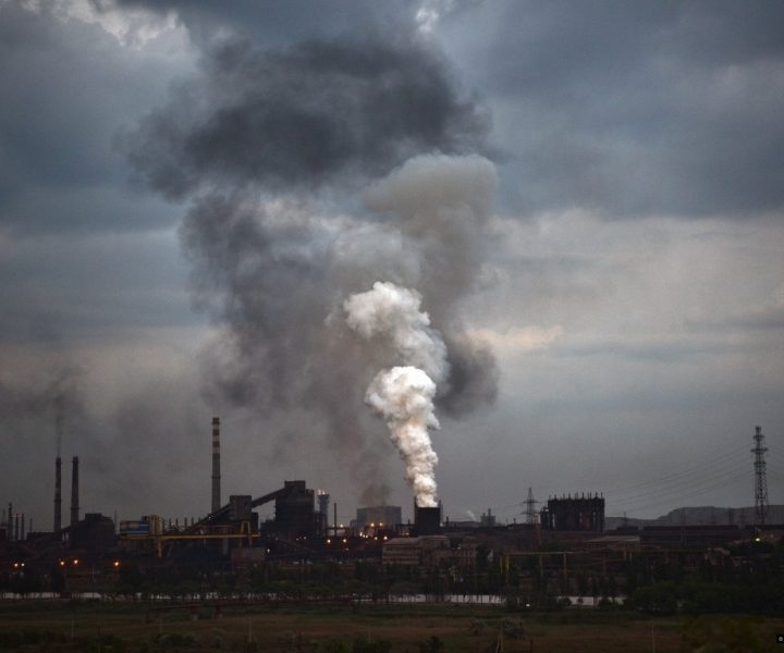 Citizens of Ukraine got a new source of reliable information on air pollution